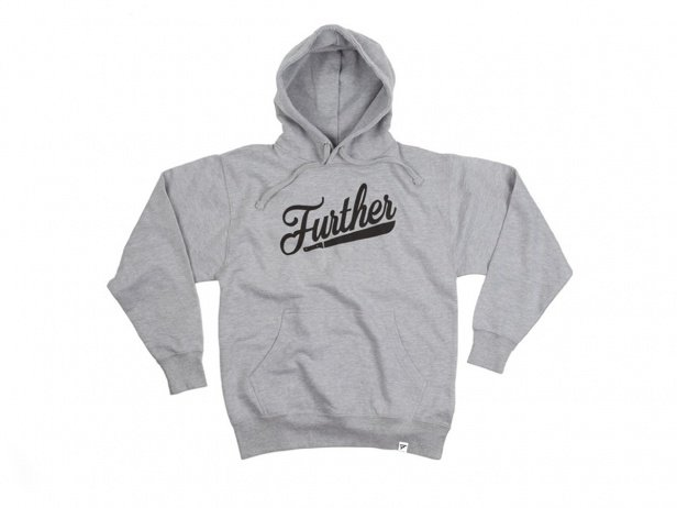 "Further Brand ""Machete"" Hooded Pullover"