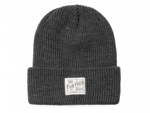 "Further Brand ""Wave"" Beanie Mütze"