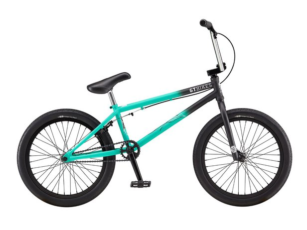 "GT Bikes ""Conway Team"" 2019 BMX Bike - Black / Teal"