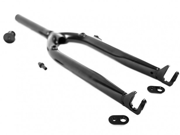 "Heresy BMX ""Descend 0/15"" BMX Gabel - Mit Bremssockel"