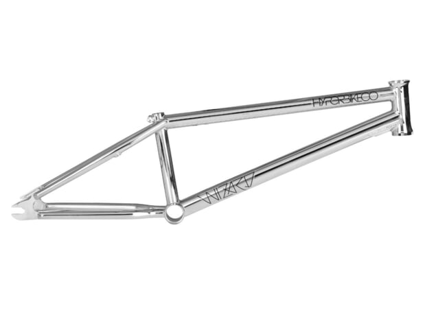 "Hyper Bicycle Co. ""Wizard"" BMX Frame - Chrome"