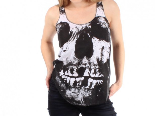 "Iron Fist ""Loose Tooth"" Tank Top"