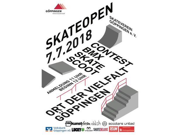 Göppingen Skate Open Contest 2018