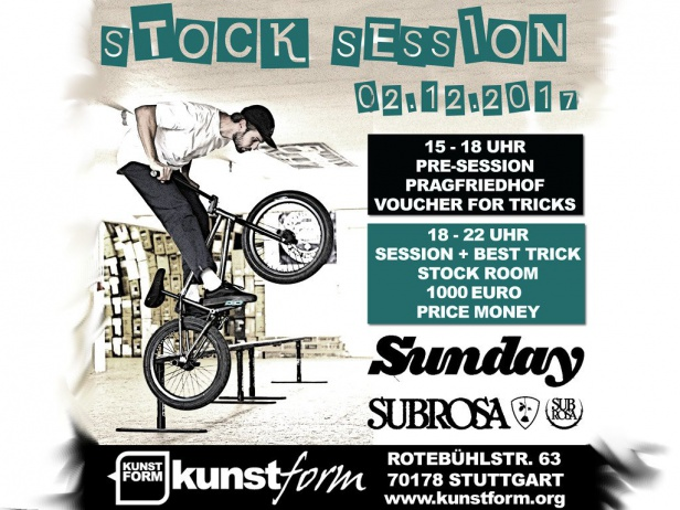 Kunstform Stock Session 2017