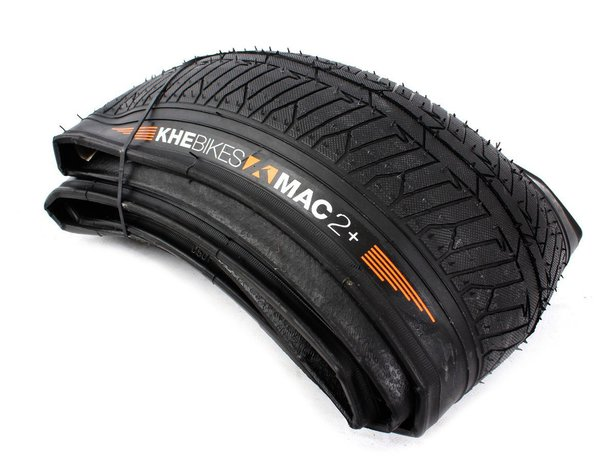"KHE Bikes ""MAC2 Street"" BMX Tire (foldable)"