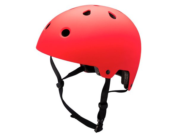 "Kali Protectives ""Maha"" Helm - Solid Red"