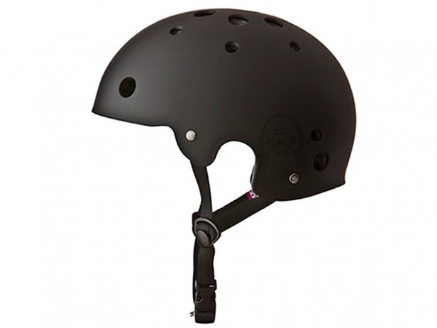 "King Kong ""New Fit"" Helmet - Matte Black"