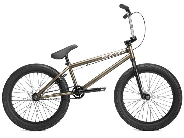 "Kink Bikes ""Curb"" 2019 BMX Bike - Gloss Nickel"