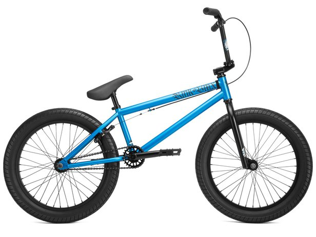 "Kink Bikes ""Curb"" 2019 BMX Rad - Matte Aquatic Blue"