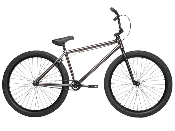 "Kink Bikes ""Drifter 26"" 2020 BMX Cruiser Rad - Gloss Black Chrome 