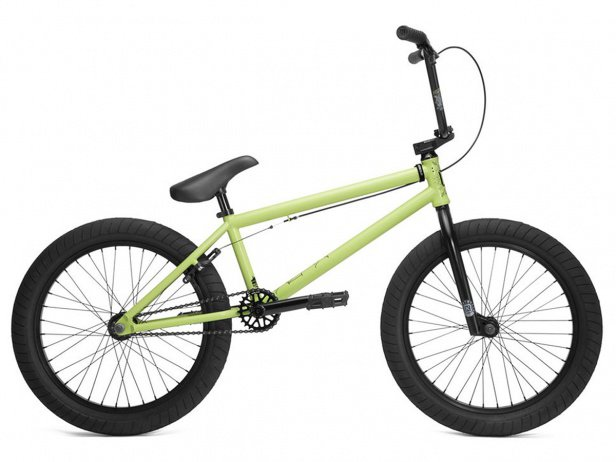 "Kink Bikes ""Launch"" 2018 BMX Rad - Matte Retro Green"