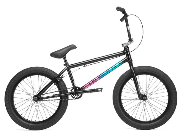"Kink Bikes ""Whip"" 2020 BMX Bike - Gloss Black Fade"