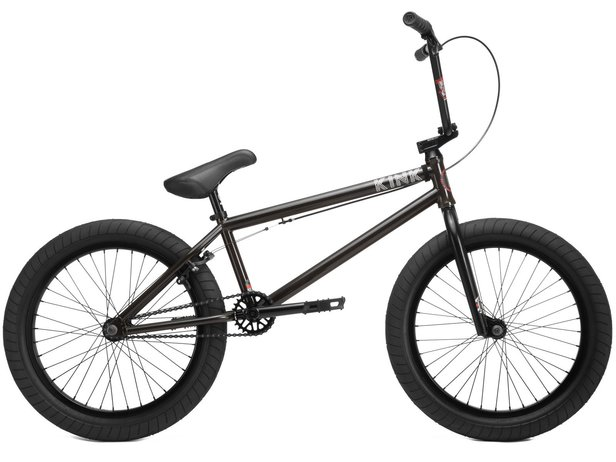 "Kink Bikes ""Whip XL"" 2019 BMX Bike - Trans Black Edge Fade"