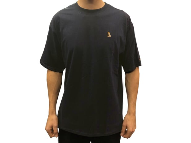 "Looner Wear ""L"" T-Shirt - Navy"
