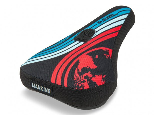 "Mankind Bike Co. ""Act Global"" Pivotal Seat"