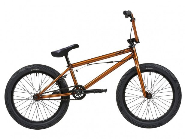 "Mankind Bike Co. ""International 20"" 2019 BMX Rad - Trans Gold"