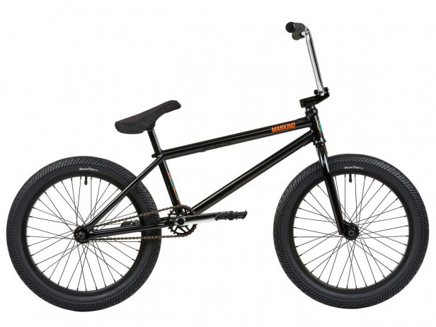 "Mankind Bike Co. ""Libertad XL 20"" 2019 BMX Bike - Gloss Black"