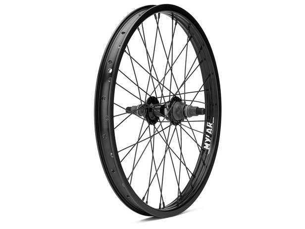 "Mission BMX ""Engage X Mylar"" Cassette Rear Wheel"