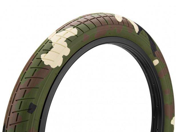 2.40 Mission BMX Tracker BMX Reifen wei/ß//grau-Camouflage
