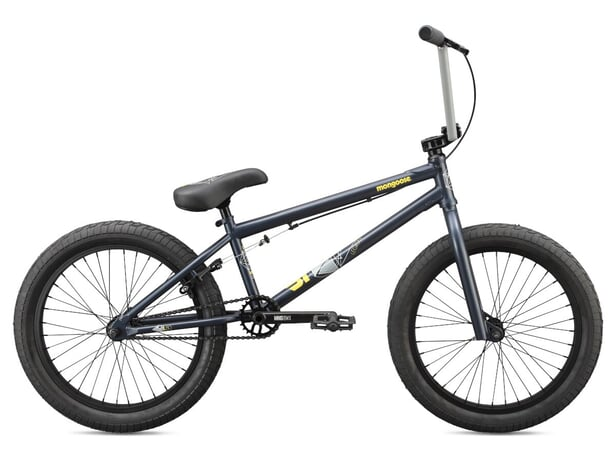 "Mongoose ""Legion L80"" 2021 BMX Bike - Blue"