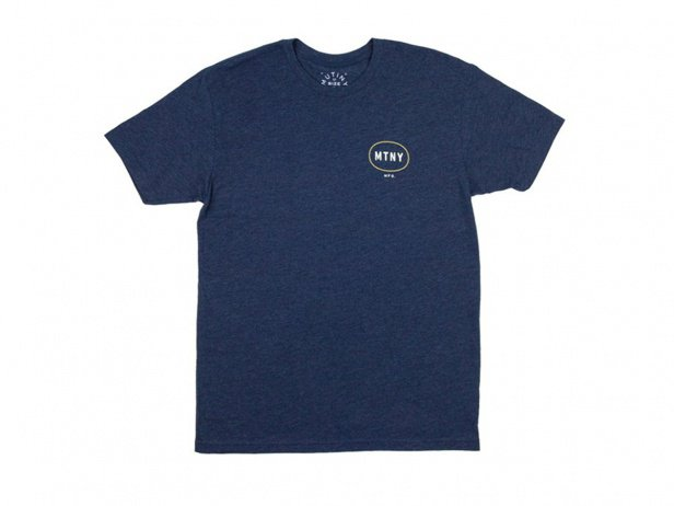 "Mutiny Bikes ""MFG"" T-Shirt - Dark Blue"