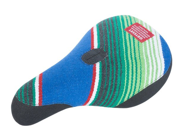 "Odyssey BMX ""Mexican Blanket"" Pivotal Seat"