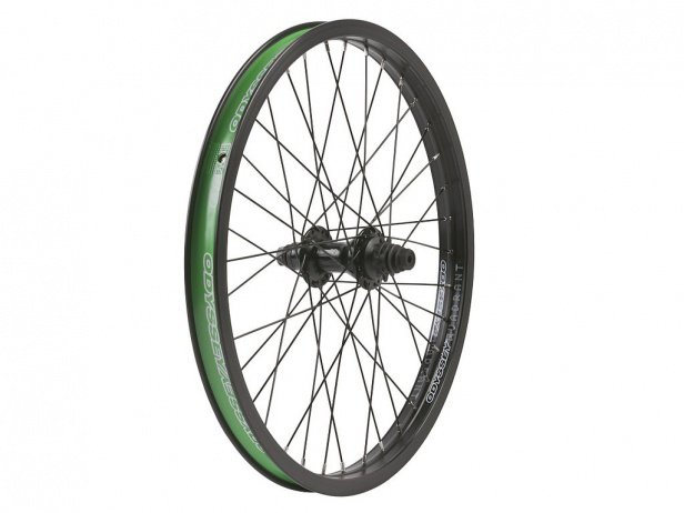 "Odyssey BMX ""Quartet X Quadrant"" Rear Wheel"
