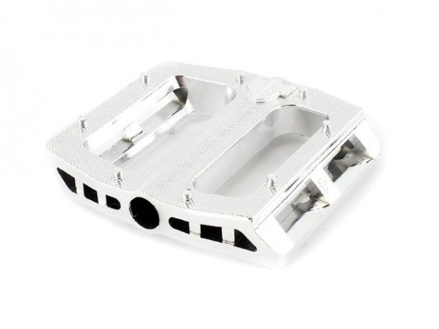 "Premium ""Slim"" Pedal Body - Chrome"