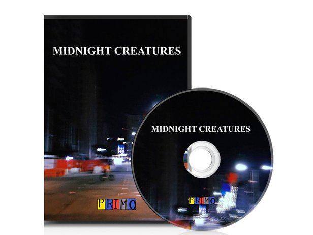 "Primo BMX ""Midnight Creatures"" DVD Video + Magazine"