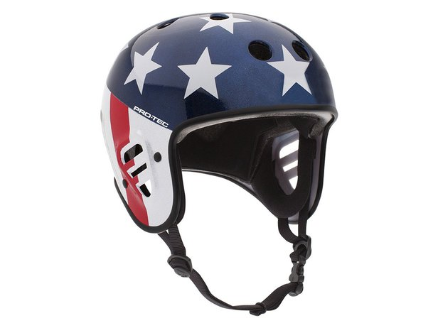 "ProTec ""Full Cut Certified"" Helm - Easy Rider"