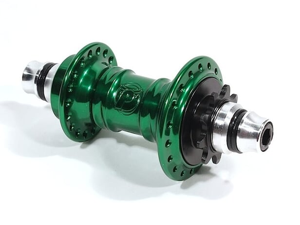 "Profile ""Mini"" Cassette Hub - green"
