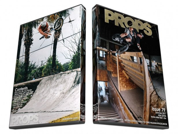 "Props ""Magazin #79"" DVD Video"
