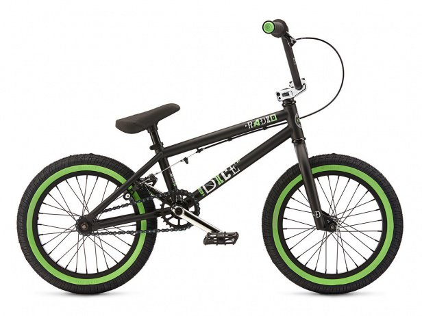 "Radio Bikes ""Dice 16"" 2017 BMX Bike - 16 Inch 