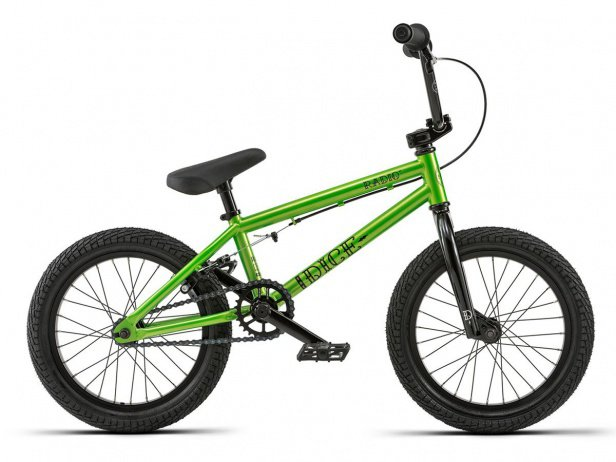 "Radio Bikes ""Dice 16"" 2018 BMX Rad - 16 Zoll 