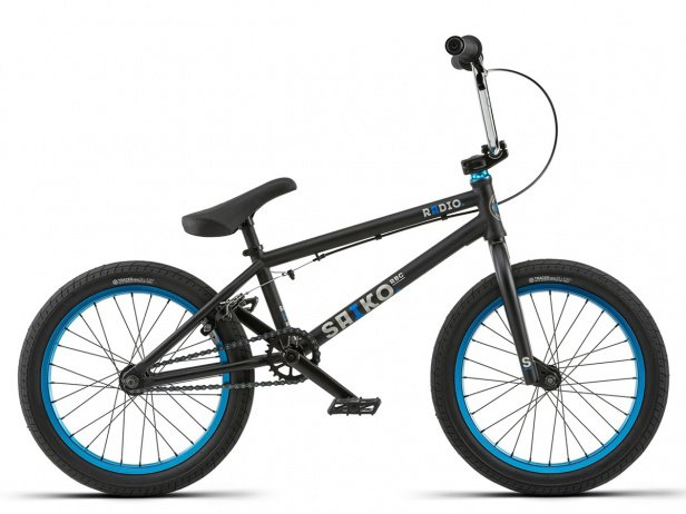 "Radio Bikes ""Saiko 18"" 2018 BMX Bike - 18 Inch 