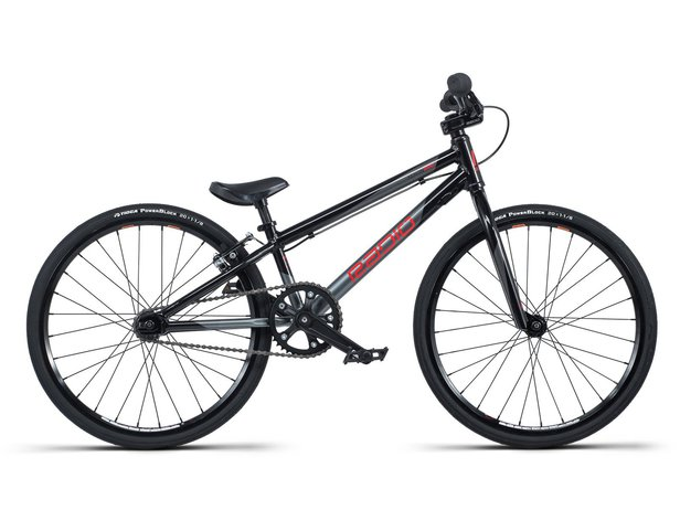 "Radio Bikes ""Xenon Mini"" 2019 BMX Race Rad - Black/Silver"
