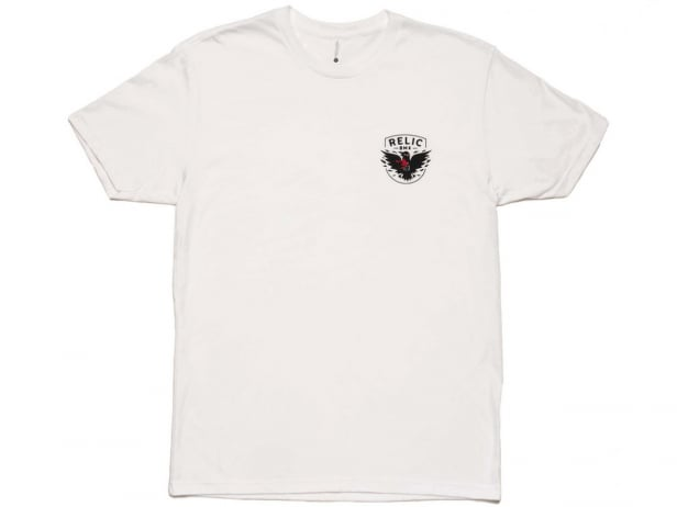 "Relic BMX ""Ashes"" T-Shirt - White"