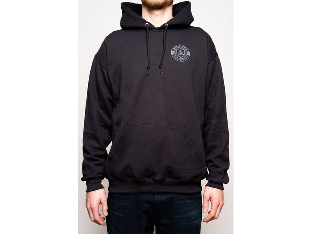 "Relic BMX ""Patron"" Hooded Pullover - Black"