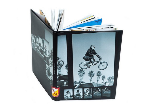 "S&M Bikes ""Behind The Shield"" Book"