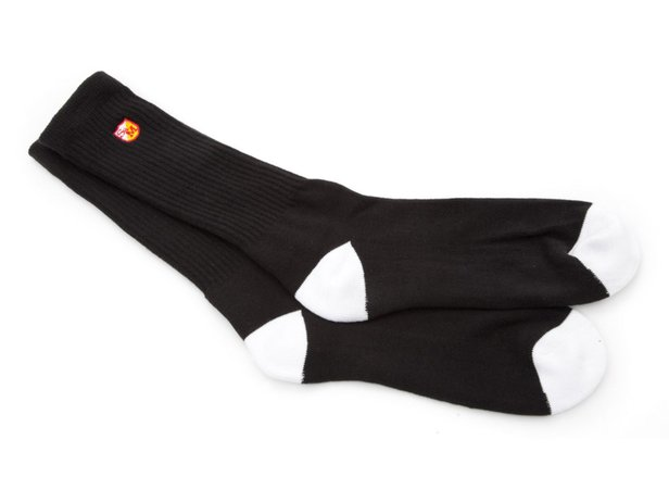 "S&M Bikes ""Block"" Socks"