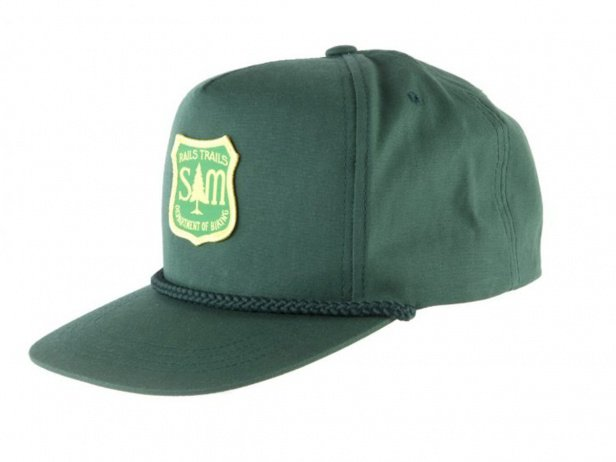 "S&M Bikes ""Dept. Of Biking"" Cap"