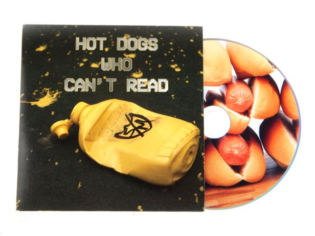"S&M Bikes ""Dogs Who Can't Read"" DVD"