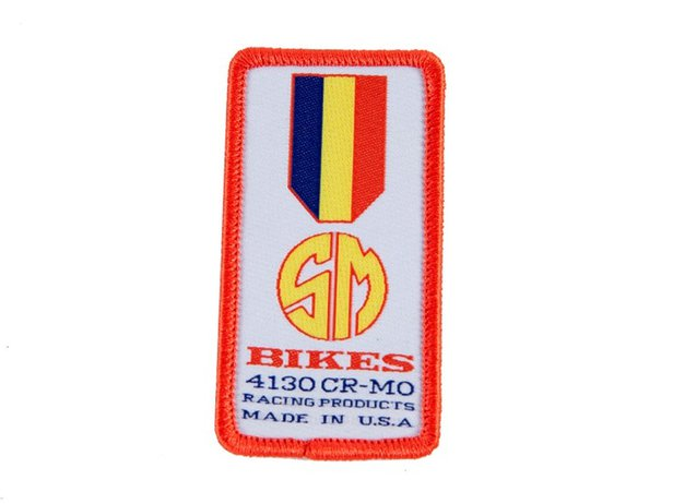 "S&M Bikes ""Gold Medal"" Patch"