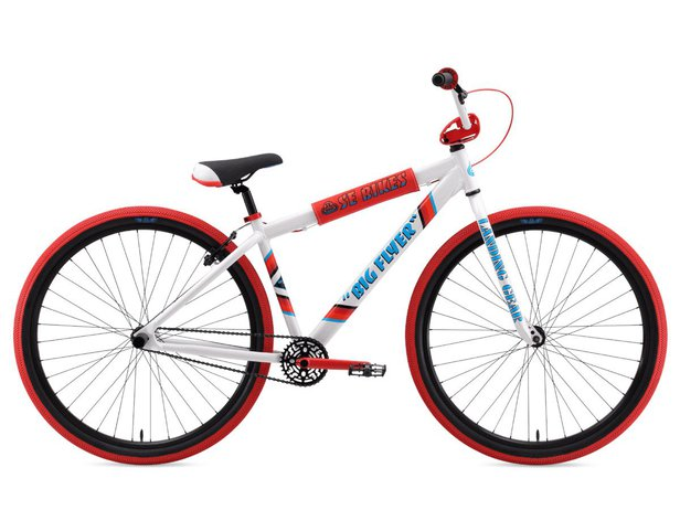 "SE Bikes ""Big Flyer 29"" 2020 BMX Cruiser Rad - 29 Zoll 