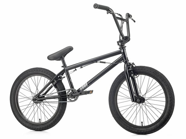 "SIBMX ""FS-3"" 2019 BMX Bike - Black/Black"
