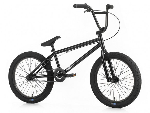 "SIBMX ""ST-1"" 2018 BMX Bike - Black"
