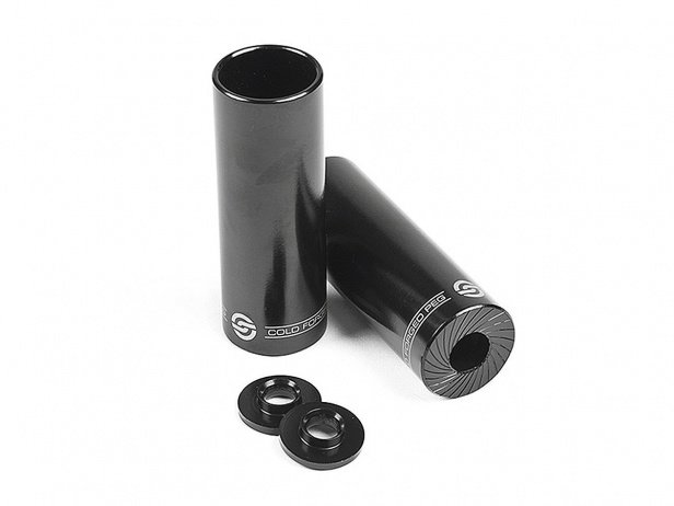 "Salt ""AM"" Pegs - Black"