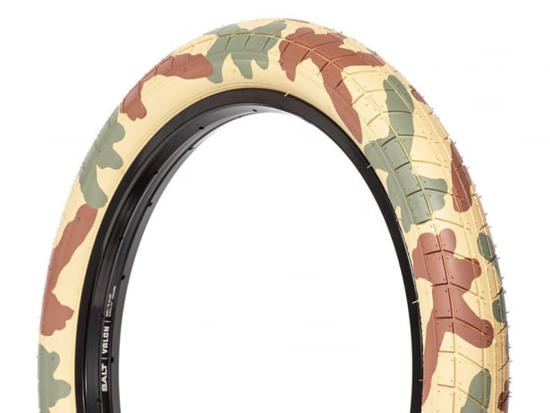 "SaltPlus ""Burn"" BMX Tire"