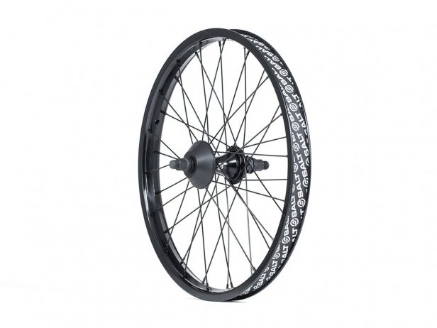 "SaltPlus ""Summit X EX Cassette"" Rear Wheel - 18 Inch"
