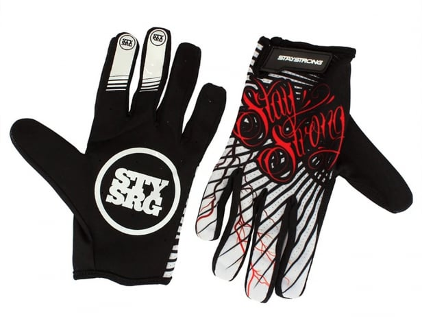 "Stay Strong ""For Life"" Handschuhe"